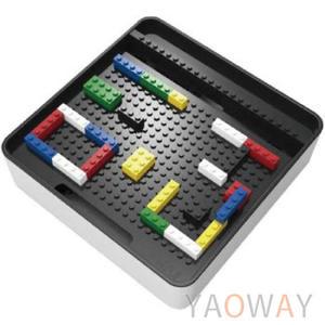 【耀偉】樹德 樂構盒子-3C收納盒ES-GB2020-兒童/收納/辦公/手機座/LEGO樂高可相容