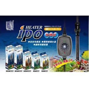 台灣T&F同發 iPO 智慧型控溫器 100W 魚缸保溫器、加溫棒、加熱器、加熱管、加溫管