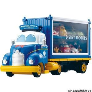 【TOMICA】夢幻展示貨車 唐老鴨 (內含車頭及一車廂) DS84419←合金車 小汽車 火材盒 批發