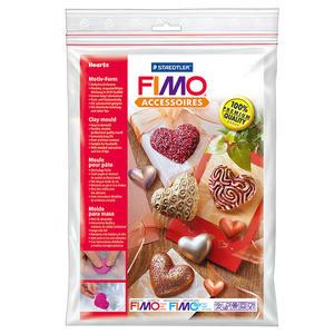 FIMO軟陶 MS8742 26 圖案壓模組-愛心