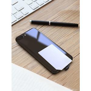石墨烯行動電源迷你便攜超薄超小卡片式小巧應急個性創意通用自帶