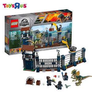 玩具反斗城  樂高LEGO 75931   侏羅紀世界2  Dilophosaurus Outpost Attack