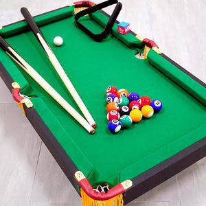 撞球桌木製桌上型撞球台(內含完整配件)撞球桌.遊戲檯.親子互動遊戲桌.遊戲機.推薦哪裡買