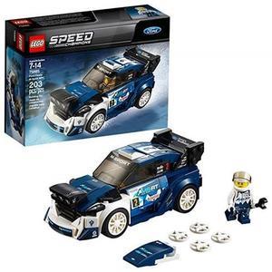 LEGO 樂高 Speed Champions Ford Fiesta M-Sport WRC 75885 Building Kit (203 Piece)