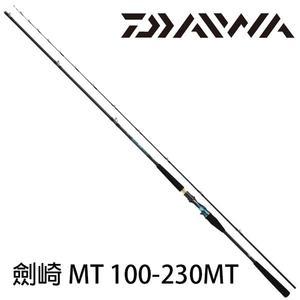 漁拓釣具 DAIWA 劍崎 100-230MT (船釣竿)