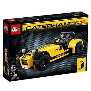樂高Lego CREATOR  系列 【21307 IDEAS CATERHAM SEVEEN 620R】