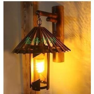 美式鄉村復古壁燈 過道燈  YG-5075