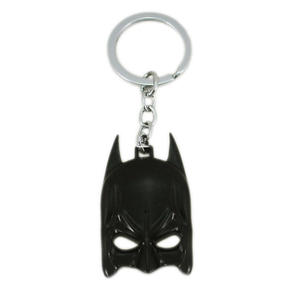 【卡漫城】蝙蝠俠 大臉 鑰匙圈 Batman 吊飾 掛飾 拉鍊環 吊飾環 扣環 面具