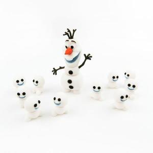 雪寶疊疊樂 冰雪奇緣造型疊疊樂玩具/雪人/公仔 [喜愛屋]