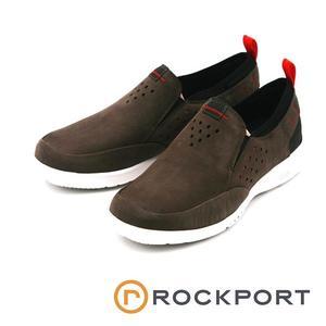 ROCKPORT truFLEX系列TRUFLEX SLIP-ON休閒鞋 男鞋-橄欖綠(另有黑)