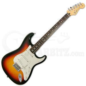 【敦煌樂器】Fender Mexico Stratocaster Standard 漸層色電吉他 墨廠