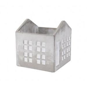諾曼房屋造型水泥盆 矮