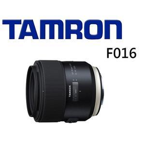 【現金最低價】TAMRON SP 85mm F1.8 DI VC USD F016 (俊毅公司貨)