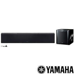 Yamaha山葉 無線劇院音場投射器 YSP-5600 +重低音 NS-SW300鋼烤