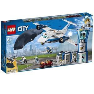 【LEGO樂高】CITY 航警航空基地 #60210