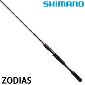 漁拓釣具 SHIMANO 15 ZODIAS 164L-BFS (淡水路亞竿)