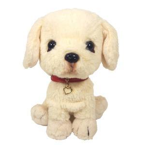 日本PUPS可愛玩偶 拉布拉多仿真小狗絨毛娃娃毛絨玩具狗禮物狗雜貨生日禮物紀念日聖誕節送禮