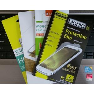 【台灣優購】全新 ASUS ZenFone 5Z.ZS620KL 專用亮面螢幕保護貼 防污抗刮 日本原料~優惠價59元