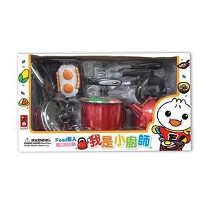 《 風車出版 》我是小廚師家家酒 - FOOD超人╭★ JOYBUS玩具百貨