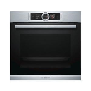 【甄禾家電】 BOSCH 博世 Serie8 HBG656BS1, 不鏽鋼色 烤箱 完美烘焙燒烤 中文介面電烤箱