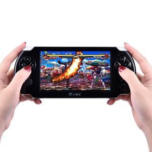 小霸王psp遊戲機 懷舊大屏可充電遊戲機 掌上遊戲機 複古遊戲機S9000A