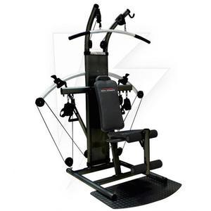 BLADEZ Bio Force液壓滑輪多功能重量訓練機《同等級佔地最小》高強度阻力 全機保固一年