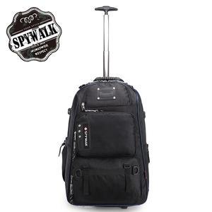 拖輪大背包 SPYWALK 隱藏式22吋拉桿背包NO:5009-1 XL