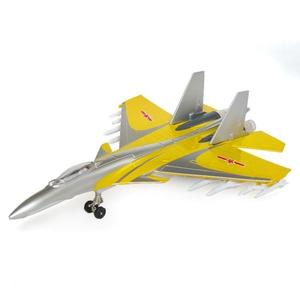 玩具飛機模型兒童飛機模型殲15殲十五合金戰斗機回力聲光軍事模型玩具飛機