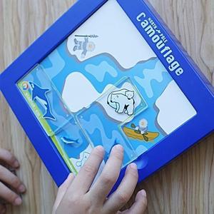 北極歷險108關 邏輯思維訓鍊玩具 燒腦闖關益智力游戲迷宮
