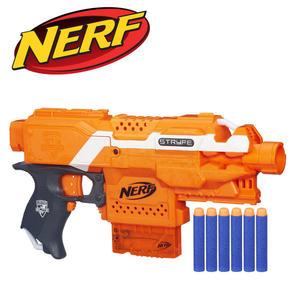 NERF-菁英系列殲滅者自動衝鋒槍-橘紅色