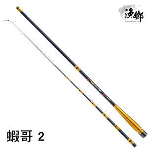 漁拓釣具 漁鄉 蝦哥 II 6-7尺(釣蝦竿)