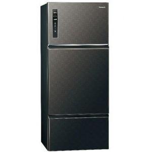Panasonic 國際牌481公升三門變頻冰箱 NR-C489TV-K(星空黑)