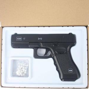 K11 空氣槍 合金BB槍 1:1加重型(黑色)/一支入(促350) 手拉空氣BB槍 手拉式空氣BB槍-錸K11