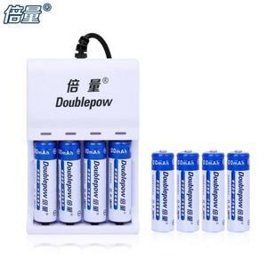 店長推薦▶?倍量 5號充電電池7號通用配8節可充電電池套裝五號七號玩具充電器AA/AAA   igo