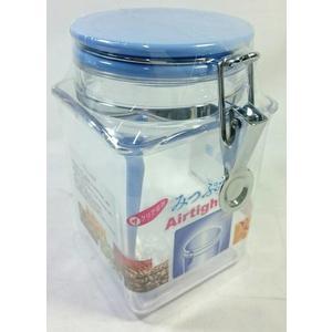 【迷你小名家密封罐1000CC】380780 透明筒 糖果罐餅乾罐 保鮮罐 防潮 防螞蟻【八八八】e網購