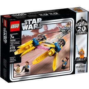 樂高LEGO STAR WARS 安納金的賽艇 20週年紀念版 75258 TOYeGO 玩具e哥