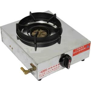 桶裝贈送中壓調整器 輝力快速加壓鍋燒(海產)瓦斯爐 (中壓液化)傳統式全不鏽鋼單口爐