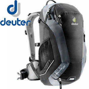 Deuter 32082-黑/灰  Bike One 20L自行車背包