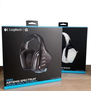 【WowLook】全新 羅技 Logitech G933 立體環繞聲 RGB 7.1 無線耳機