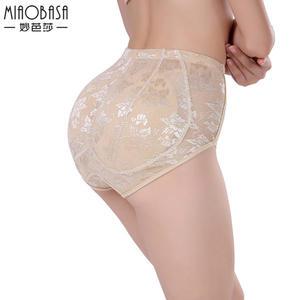 提臀內褲女翹臀褲中腰收腹透氣加墊豐臀部自然服帖假屁股 卡米優品