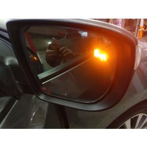 【車王汽車精品】現代 ix35盲點偵測系統 鏡片替換式