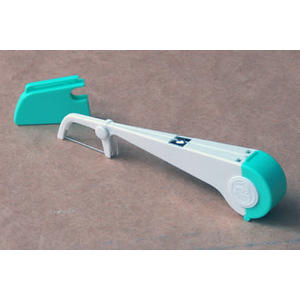 伍駒 牙線器(學習) 附蓋 方便攜帶 可補充的設計