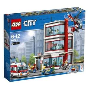 LEGO 樂高 City Hospital 60204 (861 Piece), Multicolor