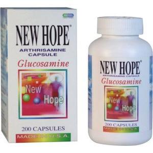 降價-健康新希望〜護捷康 Glucosamine 200粒裝~美國進口