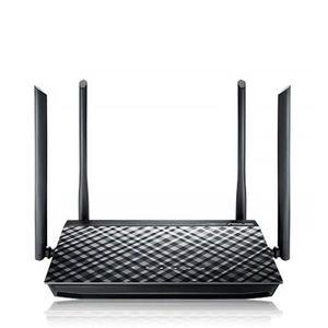 ASUS 華碩 RT-AC1200G+ 雙頻 Wireless-AC1200 分享器