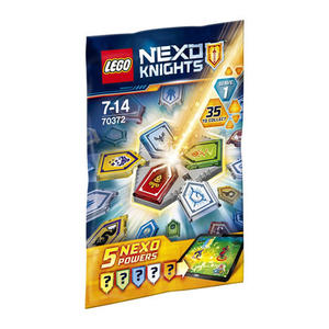 LEGO樂高 NEXO KNIGHTS系列 未來騎士盾牌戰鬥包:第 1 代_LG70372