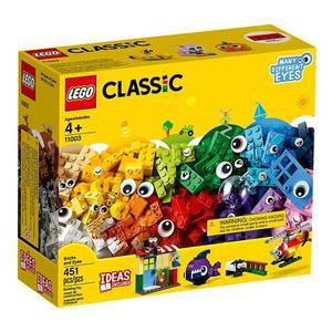 LEGO 樂高 Classic 經典系列 11003 大眼顆粒套裝 【鯊玩具Toy Shark】