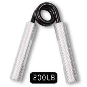 ◢◤200磅◥◣鋁合金握力器/前臂訓練器/指力訓練器