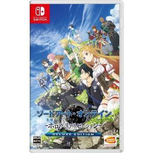 任天堂 Switch 刀劍神域 虛空幻界豪華版《中文版》