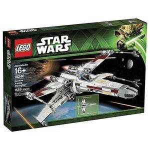 LEGO 樂高 Star Wars 10240 Red Five X-Wing Starfighter Building Set (Discontinued by manufacturer)